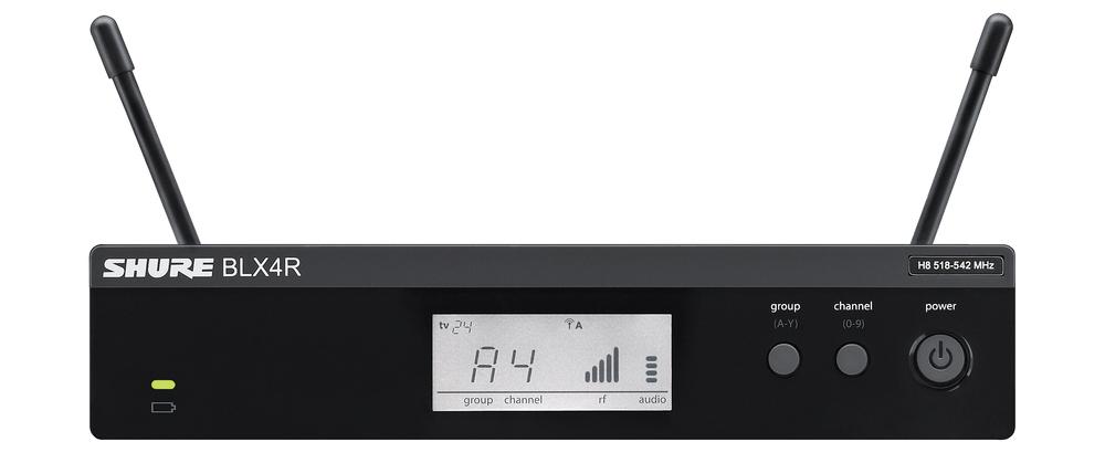 Micro thu âm Shure BLX14RA/W85