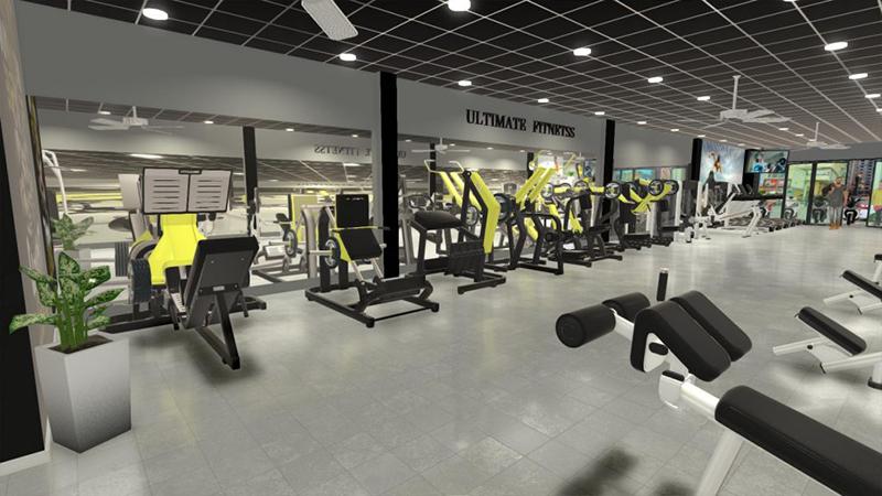 Hệ thống âm thanh phòng gym đạt tiêu chuẩn - Trung Chín Audio